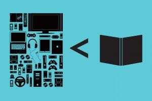 electronics minimalism books technology