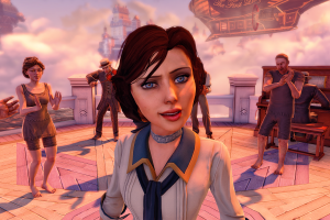 elizabeth (bioshock) video games bioshock infinite