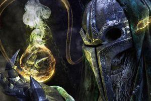 evil fantasy art artwork skeleton cgi