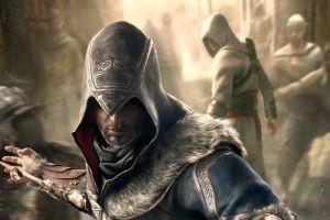 ezio auditore da firenze assassin's creed assassin's creed: revelations