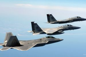f-15 eagle military military aircraft jets aircraft airplane f22-raptor