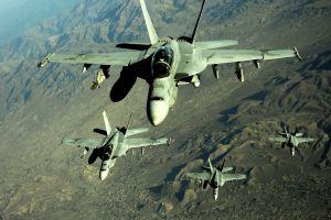 fa-18 hornet military us air force military aircraft vehicle aircraft