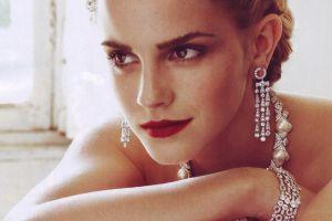 face red lipstick emma watson celebrity bracelets women actress