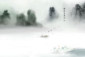 fantasy art chinese classical artwork