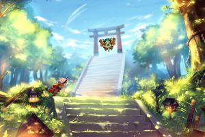 fantasy art league of legends video games