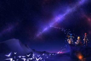 fantasy art stars morgiana alibaba saluja aladdin (magi)