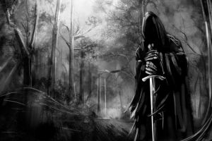 fantasy art the lord of the rings nazgûl