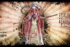fantasy girl anime girls anime