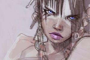fantasy girl anime girls fantasy art anime