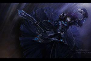 fantasy girl world of warcraft forsaken (character) video games undead