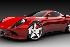 ferrari car red cars vehicle