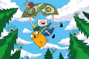 finn the human jake the dog adventure time cartoon network