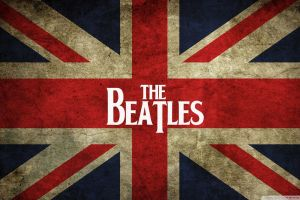 flag music grunge the beatles