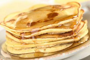 food pancakes breakfast