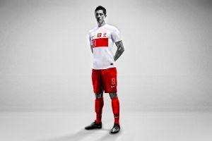 football player poland polish robert lewandowski footballers