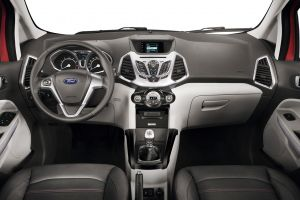 ford ecosport car interior car vehicle ford