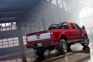 ford vehicle red cars ford f-250 car pickup trucks
