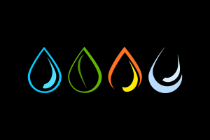 four elements minimalism elements