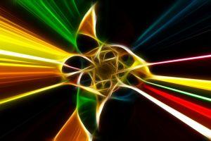 fractalius digital art colorful