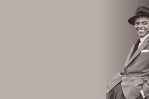 frank sinatra singer minimalism men music smiling