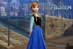 frozen (movie) movies princess anna