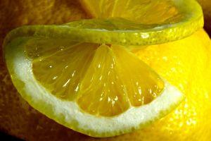 fruit yellow macro food