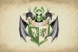 game of thrones artwork coats of arms paper sigils