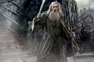 gandalf the hobbit: the desolation of smaug movies ian mckellen