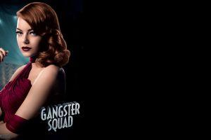 gangster squad women emma stone movies