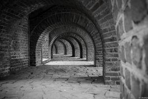 gates monochrome arch architecture wall