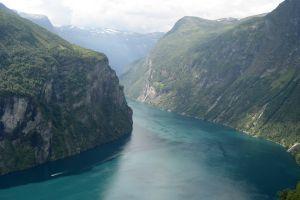 geiranger landscape geirangerfjord
