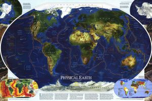 geography world map earth map