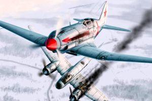 german artwork vehicle russian bomber world war ii