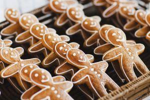 gingerbread sweets food