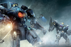 gipsy danger robot helicopters movies pacific rim