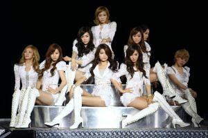 girls' generation singer model musician asian hands on hips korean snsd