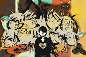 gorillas birds cats monogatari series anime boys anime girls anime