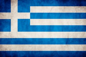 greece greek blue white flag