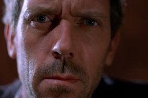 gregory house house, m.d. hugh laurie