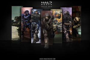 halo collage halo reach video games