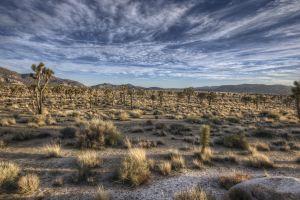hdr landscape nature desert clouds sky