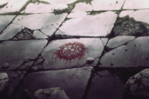 hellsing blood anime stones
