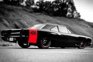 hemi car plymouth muscle cars