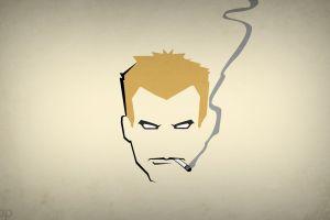 hero hellblazer dc comics blo0p