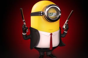 hitman animated movies movies minions despicable me