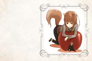 holo okamimimi lawrence kraft apples spice and wolf anime girls