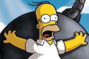 homer simpson movies humor the simpsons open mouth