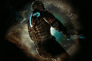 horror isaac clarke dead space video games space