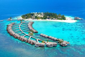 hotel bungalow beach resort sea island