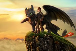 how to train your dragon 2 movies animated movies